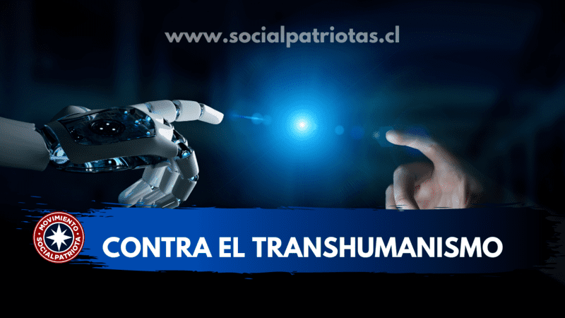 Contra el transhumanismo 2021