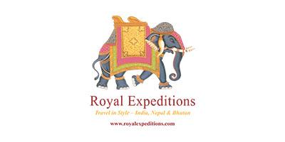 Royal Expeditions logo