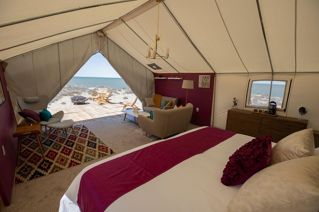 best luxury-camp