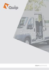 VQuip | Mini Bus Fitouts