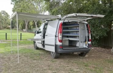 VQuip - Van Transforming Vehicles | Service Van - Mobile Workshop