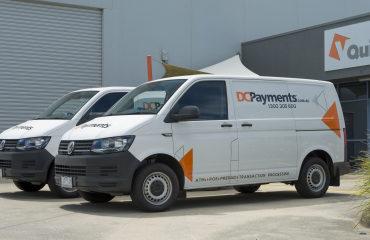VQuip - Transforming Van Vehicles | DC Payments - Service Van