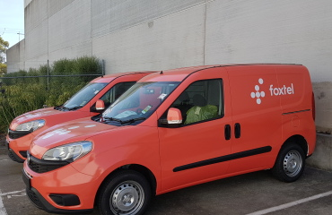 VQuip - Transforming Van Vehicles | Foxtel - Show Van