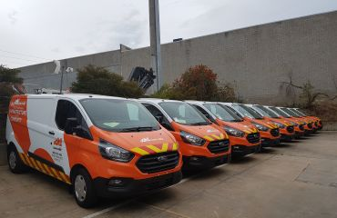 VQuip - Transforming Vehicles | oOh Unmissable - Installation vehicle