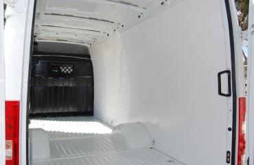 VQuip - Transforming Van Vehicles | Courier Van - Van Wall Linings