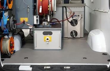 VQuip - Transforming Van Vehicles | Power Parametres - Power Distribution Service
