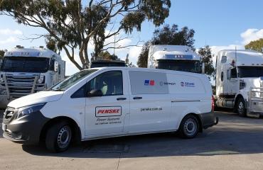 VQuip - Transforming Van Vehicles | Penske Power Systems - Service Van