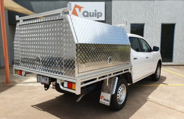 VQuip - Transforming Vehicles - Trades Vehicle - Canopy & Tray Fitout (1)