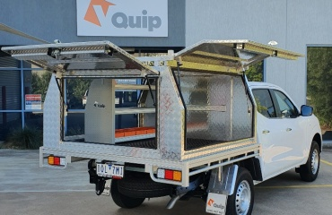 VQuip - Transforming Vehicles - Trades Vehicle - Canopy & Tray Fitout (2)