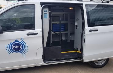 VQuip - Transforming Van Vehicles | Service Vehicle