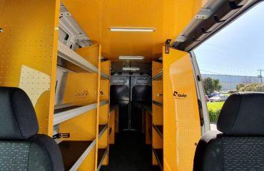 VQuip - Transforming Vehicles | Tools Warehouse Custom Shelving