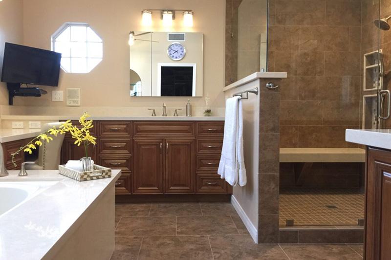 Bathroom in Cypress