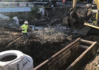 Road Reconstruction