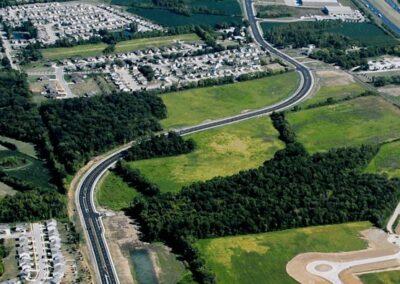 Byers Road Improvements Photo