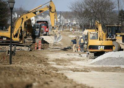 North Huntington Road Reconstruction City of Medina Medina County