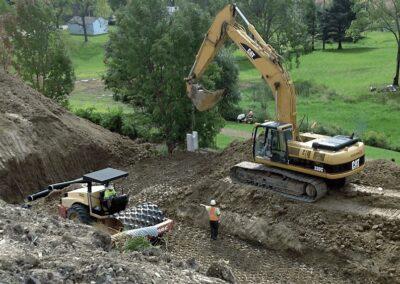 ODOT Project 120460 IR 76 Slide Repair, Palymyra Township - Portage County