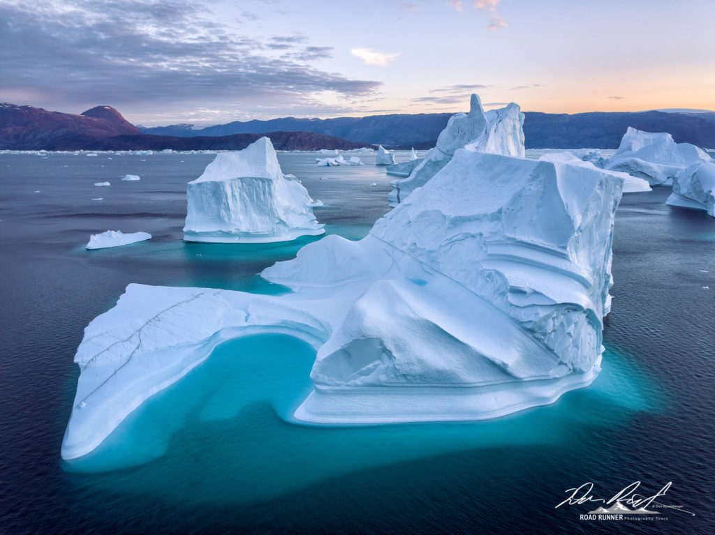 Greenland From Above