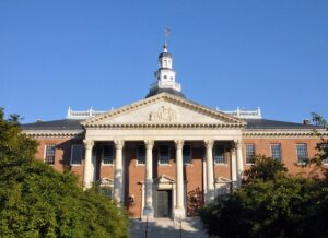 Maryland Government State House