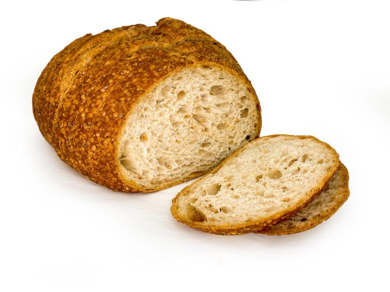 Sliced Whole Grain Sourdough