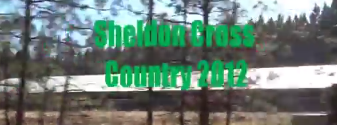 Sheldon XC 2012 on You tube