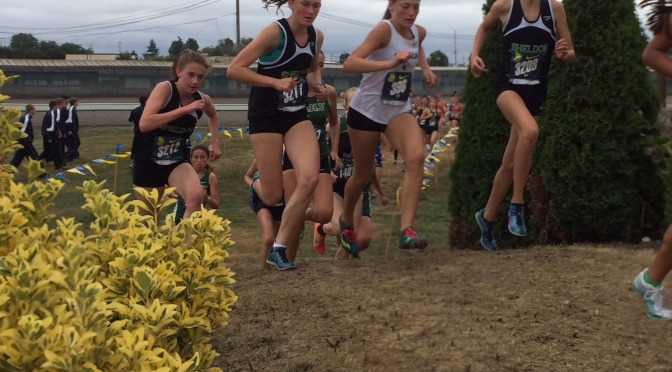 Week of Sept 25-Sept 30: Pasta Thurs night, Nike Portland XC on Sat (Bus loads 7am)