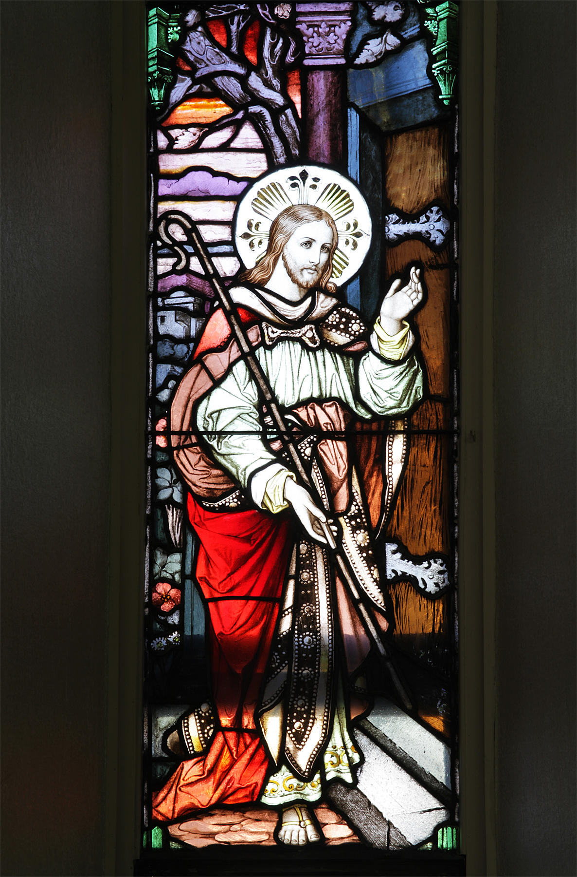 Jesus Knocking on your hearts door