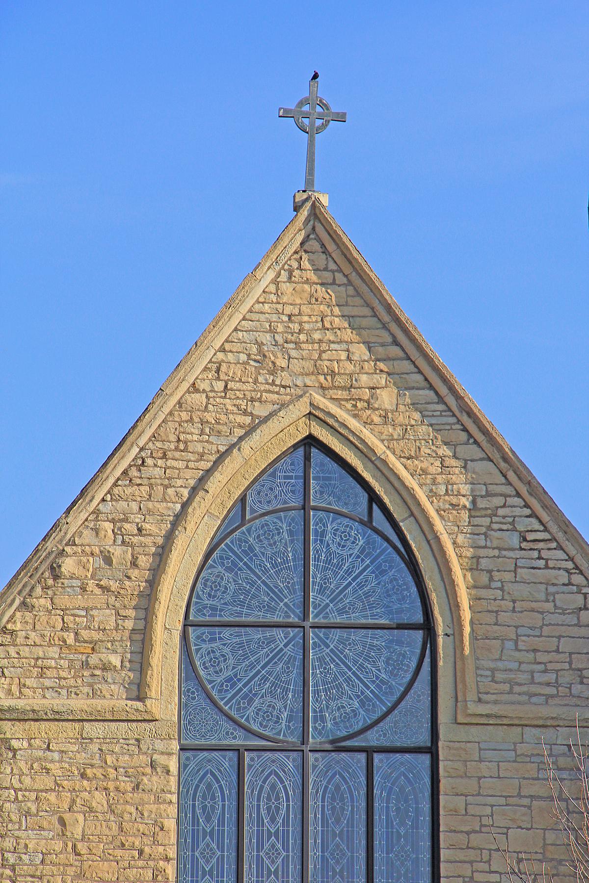 St Matthews Steeple