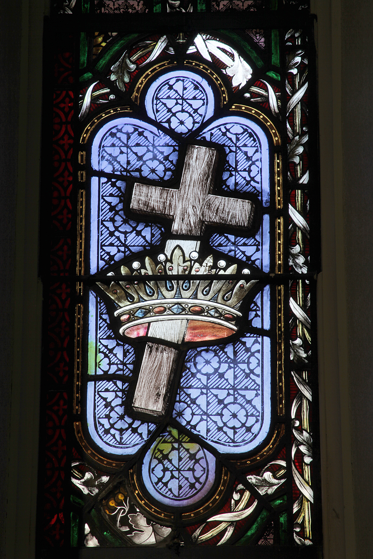 The Cross and a Crown