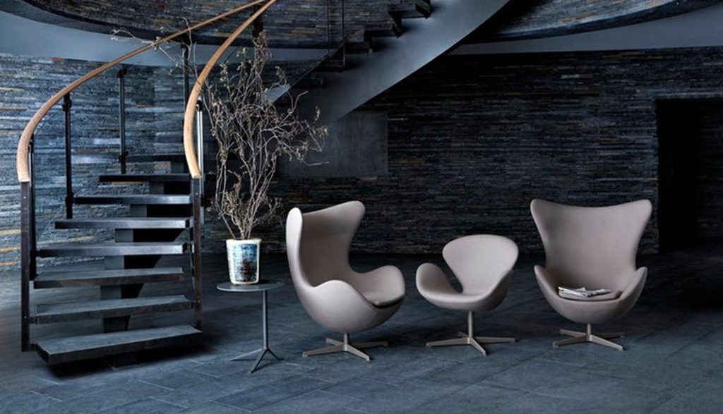 Where to place an individual armchair?