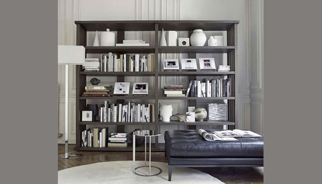 Ideas to decorate your library