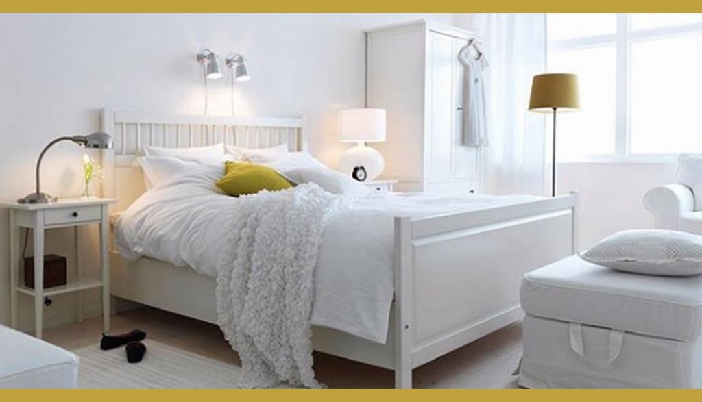How to illuminate a bedroom?