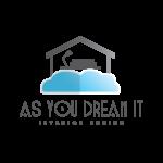 Logo As You Dream It en ingles 1
