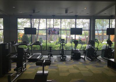Velocity – Fitness Area, Lounge & Lobby
