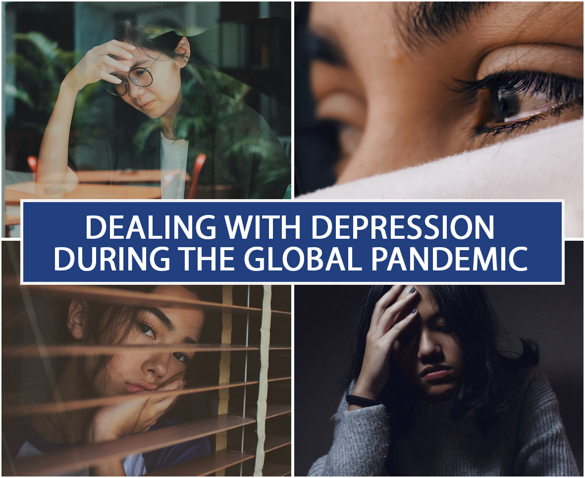 Dealing with Depression during the Global Pandemic