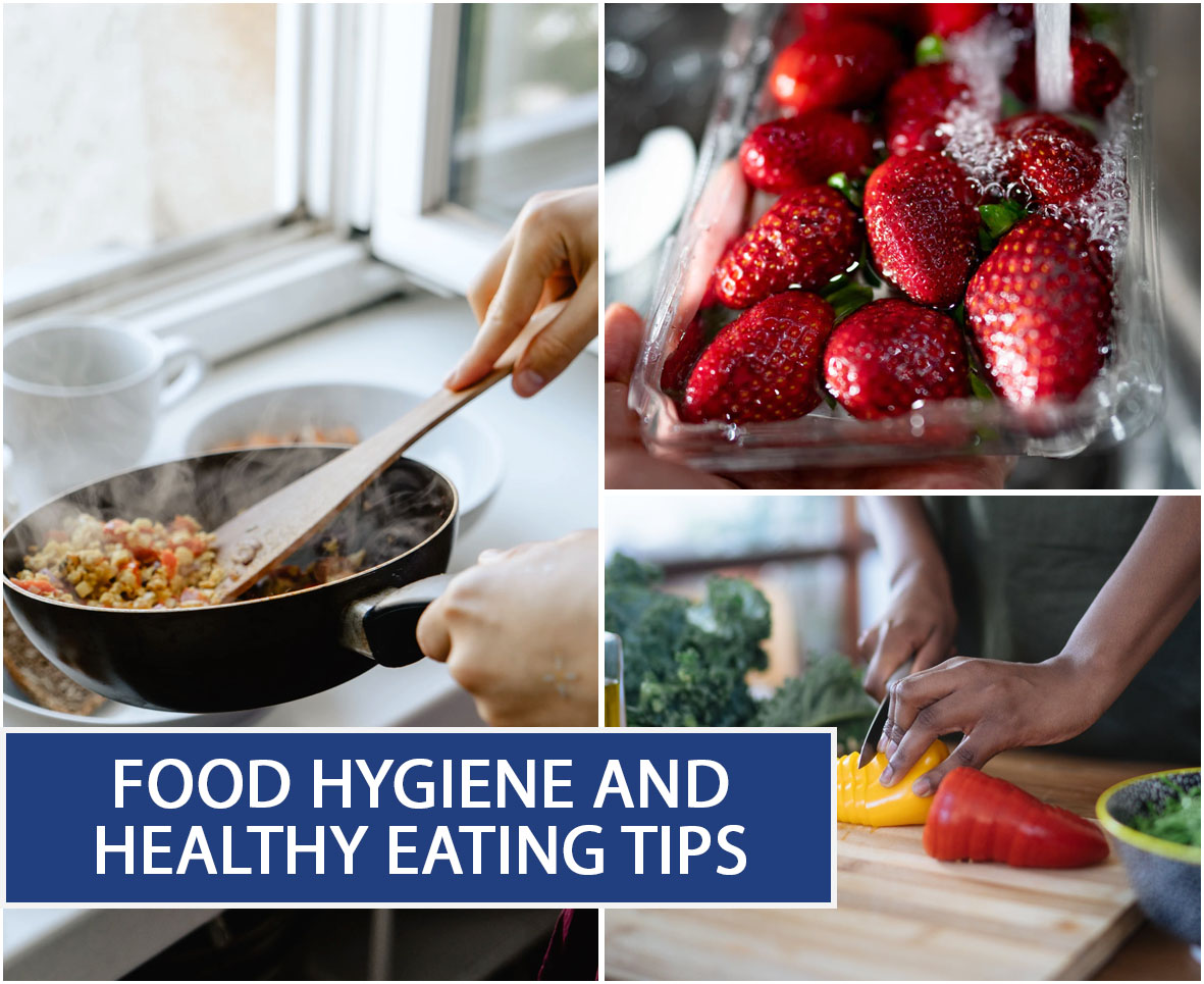 Food Hygiene and Healthy Eating Tips
