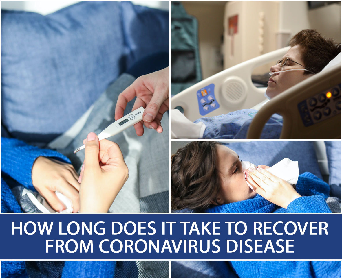 HOW LONG DOES IT TAKE TO RECOVER FROM CORONAVIRUS DISEASE