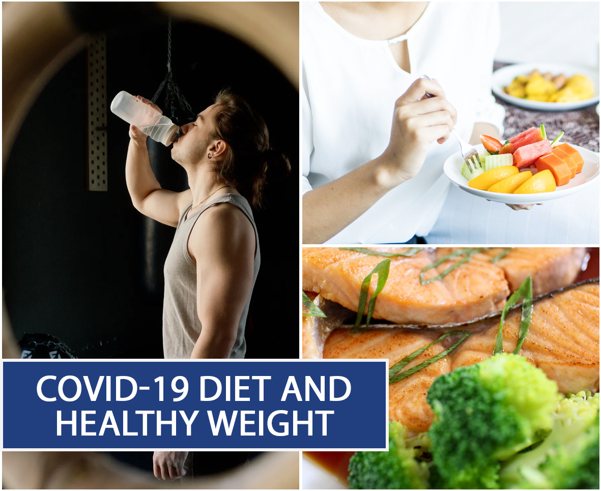COVID-19 Diet and Healthy Weight