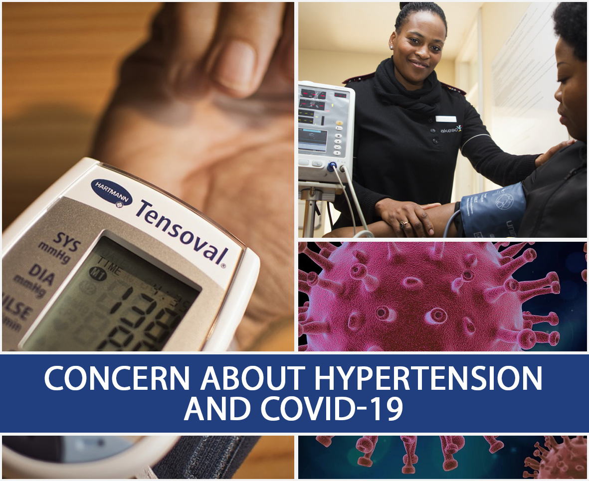 Concern About Hypertension And COVID-19