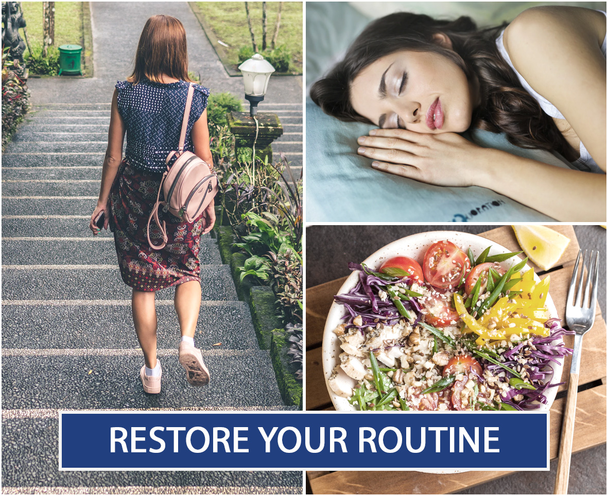 Restore Your Routine