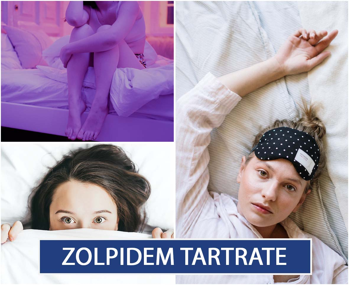 Zolpidem Tartrate