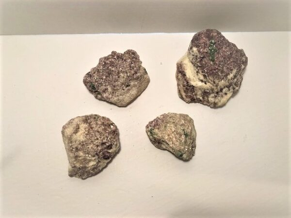 Lepidolite w/Tourmaline
