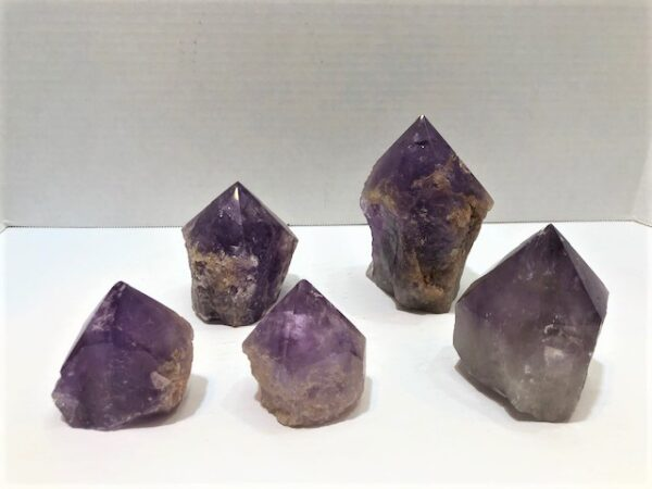 Amethyst Point Polished Bolivia