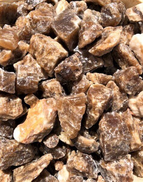 Honey Calcite Rough