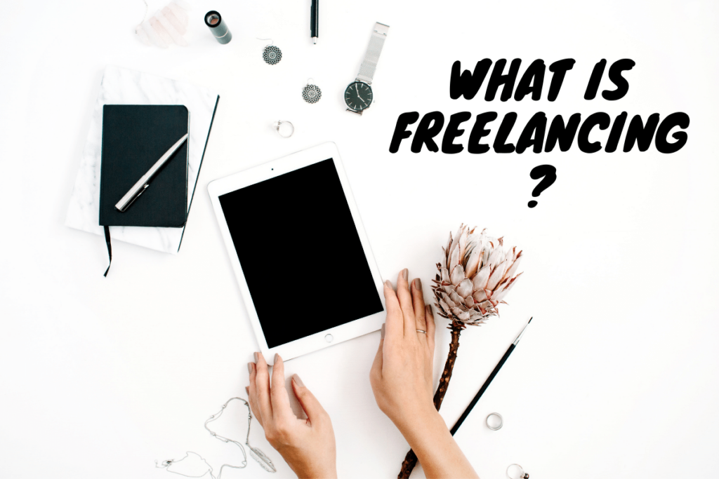 What is freelancing in Pakistan