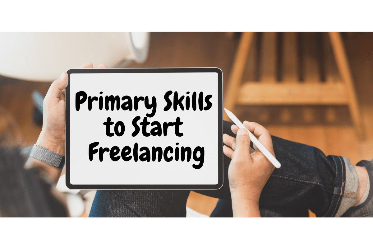 most selling skills of freelance industry