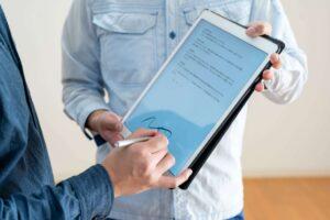 electronic signature app