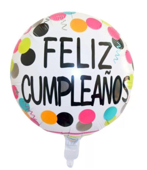 globo para cumpleaños