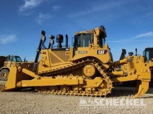 CAT D8T Rebuild Dozer