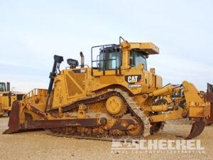 CAT D8T Crawler Tractor