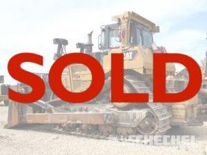 2010 CAT D9T Sold
